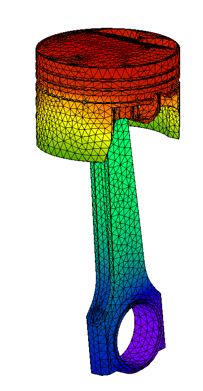 thermal analysis Thermalanalysis thermal analysis in thermal analysis, we can find out temp distribution heat flux te.