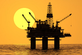 Offshore oil & gas plant
